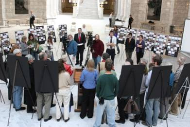 Faith & the Land Event at Utah Capitol