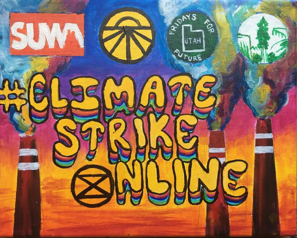 2020EarthDayClimateStrike