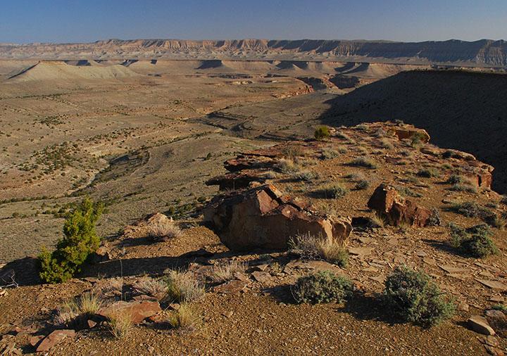 Desolation Canyon (Banco de caballos), Ray Bloxham