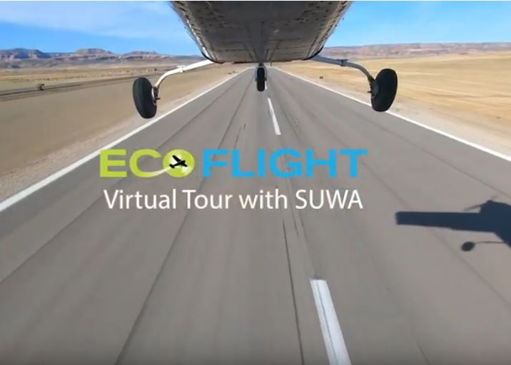 Ecoflight Virtual Tour Screenshot