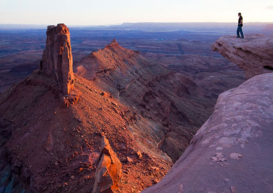 Canyonlands Overlook, Grant Collier