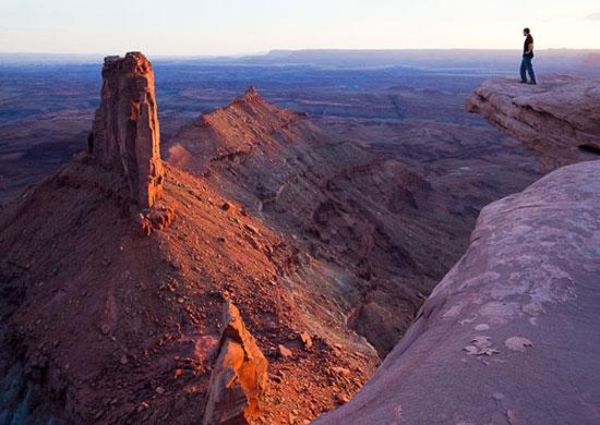 Mirador de Canyonlands, Grant Collier
