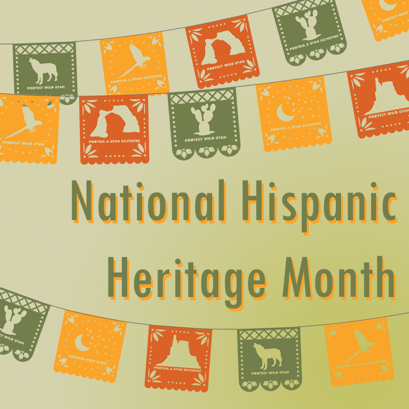 Hispanic Heritage Month Graphic