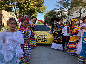 Desfile de la Herencia Hispana 2018 (Olivia Juárez)