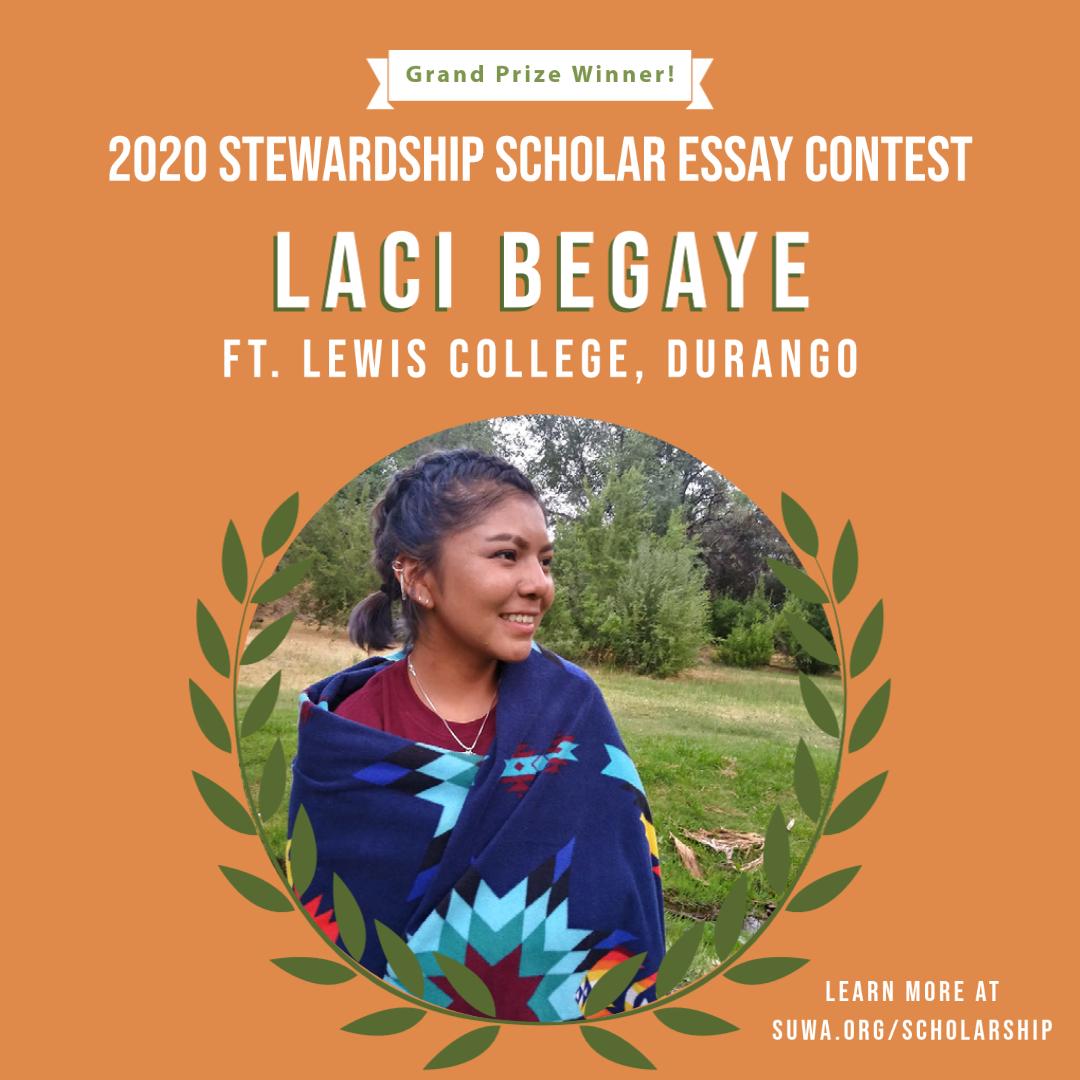 Essay Contest Grand Prize Winner