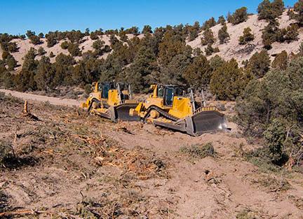 Indian Peak (Hamlin Valley) Chaining Project (Ray Bloxham)