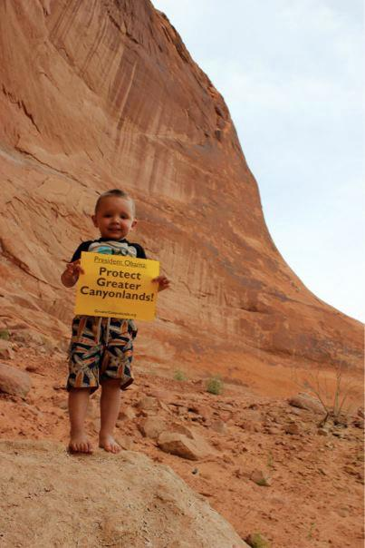 Protect Greater Canyonlands