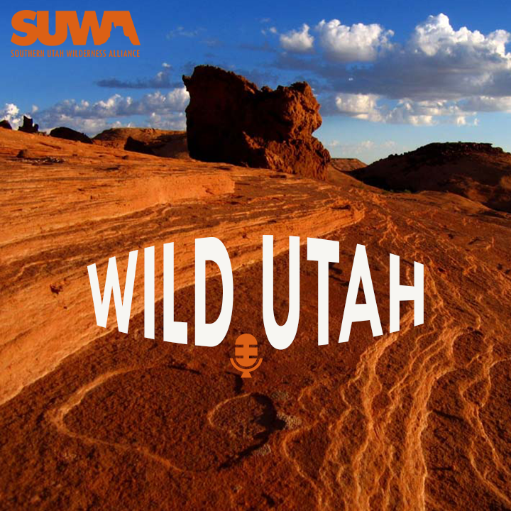 Wild Utah Podcast Graphic