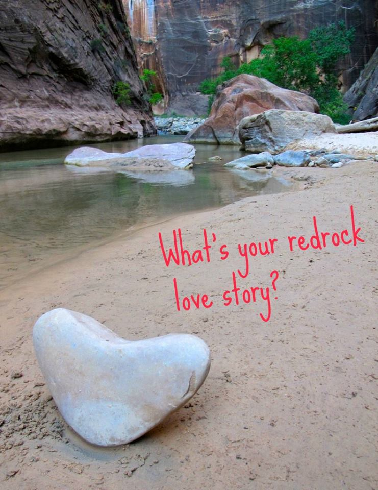 Redrock Valentine