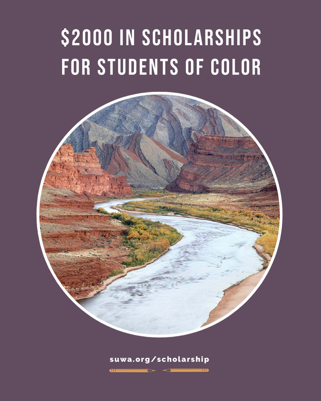 Stewardship Scholarship Essay Contest Graphic