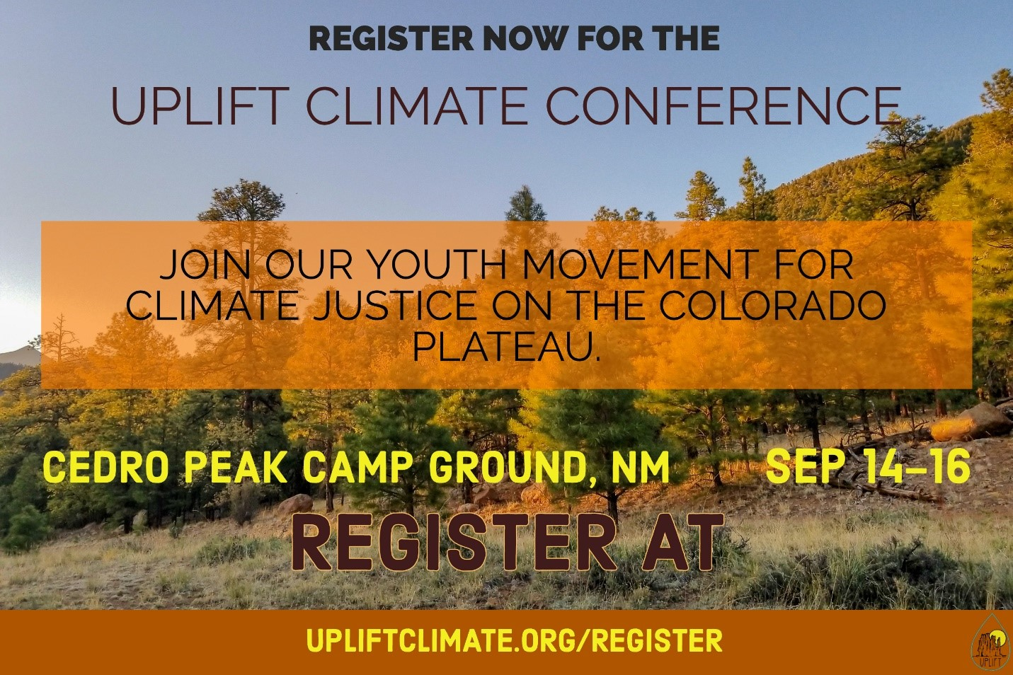Uplift Conference Notice