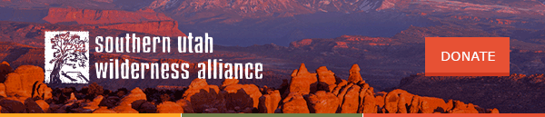 Southern Utah Wilderness Alliance - Donate
